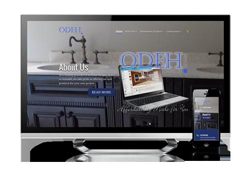 small business website design based in waycross ga