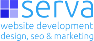 serva website design, development, seo and marketing